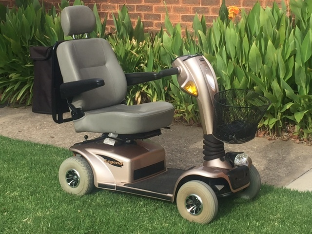 Pride Legend Mobility Scooter