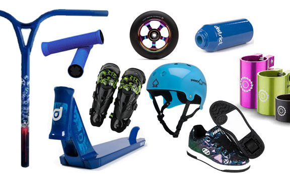 Popular Accessories For Scooter