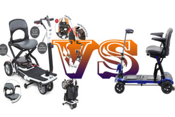 Travel Scooter vs Portable Scooter