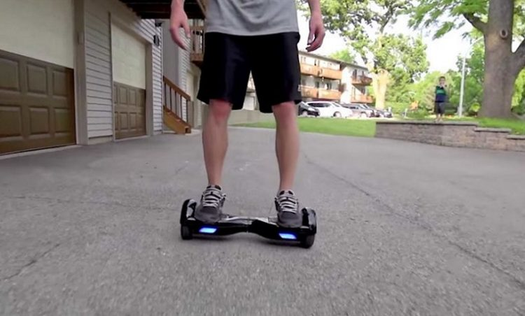 How does Self Balancing Scooter Work